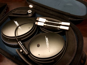 Bose QC25 Cable Keeper