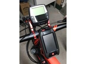 GPS/Bosch Intuvia Bike Mount