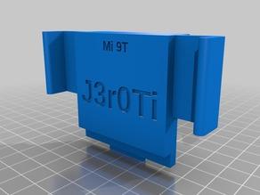 My Customized Universal Charging Dock Mi9T