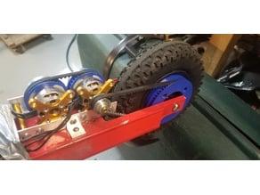 DIY Electric Scooter Drivetrain