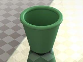 """5"""" Flower Pot"""