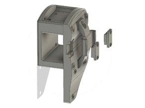 Folgertech FT-5/FT-6 SOLID direct drive extruder mount
