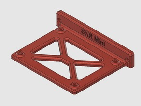 Bigtreetech SKR mini mount for 2020 extrusion