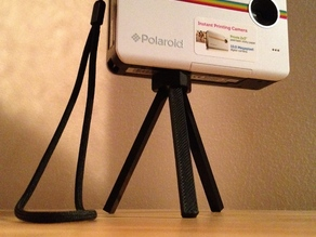 Mini Tripod w/Printable Legs