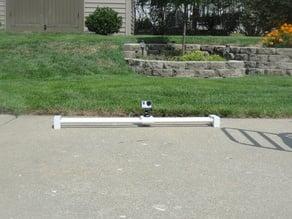 GoPro camera slider