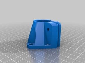 MPCNC Redux Foot and Corner for Hexagon Machinescrew