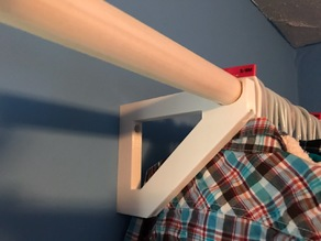 Baby Clothes Hanger Bracket