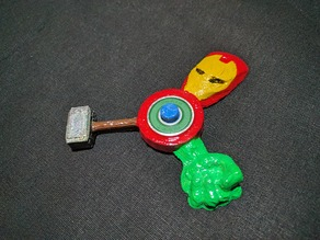 Avengers Spinner