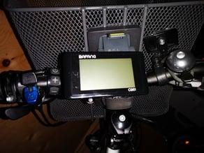 Bafang C961 display mount