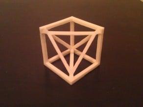 3D Ingress Logo