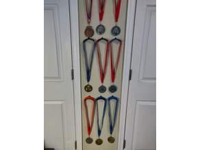 Medal hook