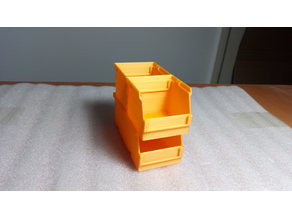 stackable box system 60