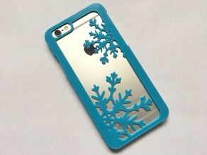 Snowflake iPhone 6/6s Case
