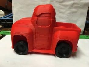 F100 Appleman Truck Bank (2 Options)