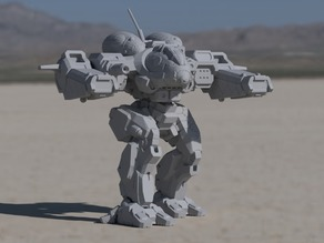 CHP-1N Champion for Battletech
