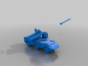 9k33 Osa / Sa-8 Gecko