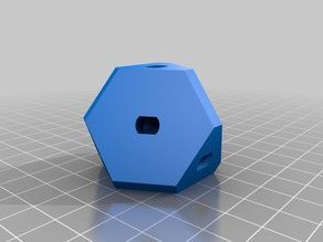 Three Cube Gears(center)