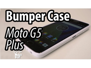 Bumper Case for Moto G5 Plus