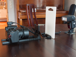 DSLR 35MM Film Negative Scanner Rig
