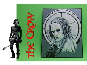 the crow 3D