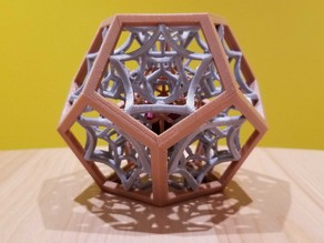Multi-Material Dodecahedron