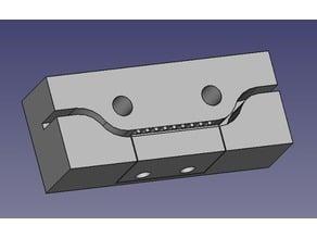 Anet E10 Y belt parallizer