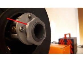 Ecrou M 30  x 1,5 spool holder : Cr-10 et Cr-10s