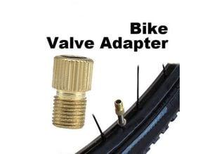 Presta valve adapter to schrader