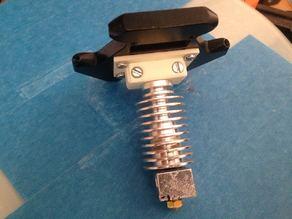 Anycubic Kossel (Linear Plus) E3D V5 bottom mount
