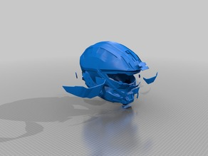 Halo Recon Helmet Revision 1