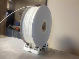 Spool Support and Holder for Sainsmart and ProtoParadigm filament for Leapfrog Creatr Printer