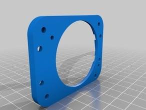 Part 2 of 4 GP7/9 upper speaker mounting plate