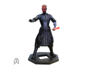 Darth Maul with Multi-Color Head