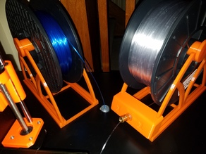 Sims H-D Art Deco inspired Spool Holder