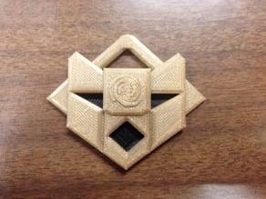 Indiana Jones: Fate of Atlantis - Nur Ab Sal Medallion