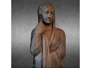 Statue of matron