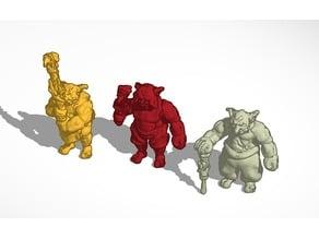 Modular Orcs