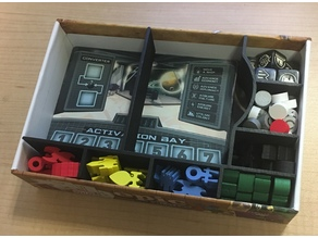 Tiny Epic Galaxies + Beyond the Black Organizer