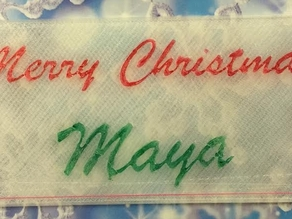 name tag for present