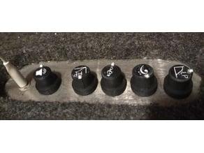 potentiometer cap