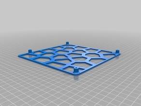 Mini ITX mounting plate