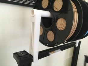 Cr-10 2020 spool holder