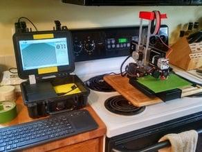 BeagleBox 2: A cheap, tough, field computer in a Pelican Case