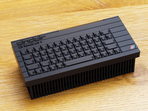 Raspberry Pi 3 B+ Retro ZX Spectrum+ Case
