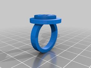 My Customized empire ring