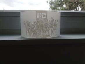 Apex Lithophane