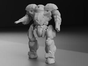 NTG-Prime Night Gyr for Battletech