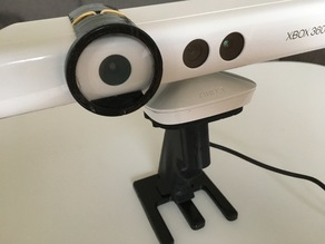 The Monocle - Kinect Lens Holder