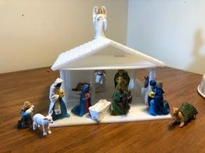 Nativity Scene Stable