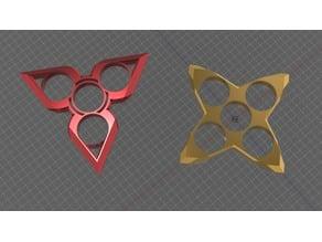 Shuriken Fidget Spinners